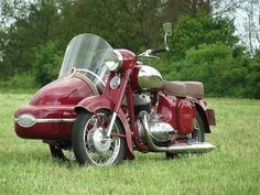14Motorcycle Sidecar