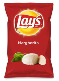 Wouldn't Margherita be yummy as a chip? Lay's Do Us A Flavor is back, and the search is on for the yummiest flavor idea. Create a flavor, choose a chip and you could win $1 million! https://www.dousaflavor.com See Rules.
