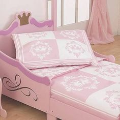 KidKraft Princess Toddler Bedding Set