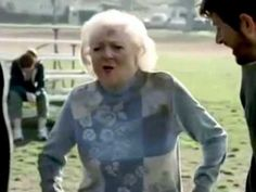 Betty White Snickers Super Bowl Commercial 2010