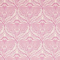 Tula Pink - Eden - Deity in Sherbet by Bobbie Lou's Fabric Factory