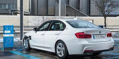 BMW 330e: The Series 3 Plugged Hybrid
