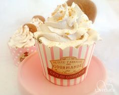 Boníssim!  cupcakes de speculoos i carbassa