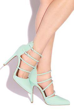 Lola Shoetique - City Soirée - Mint, $37.99 (http://www.lolashoetique.com/city-soiree-mint/)