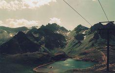 Wangs Pizol, Switzerland, August 2013