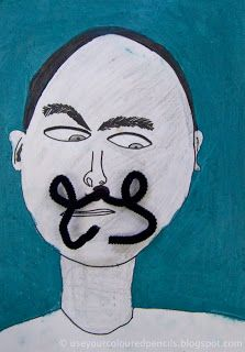 Can anyone tell me why moustaches are so in right now? Not just real ones but basically anything with a curly moustache on it. If you...