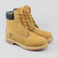 Bota Timberland Feminina Yellow Boot
