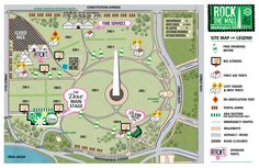 Rock the Mall Resources (including identification cards for girls, song list, map)