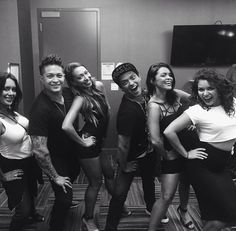 Bruno with his brother Eric and his sisters Jaime,Tahiti , tiara , and Presley