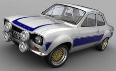 MK1 Escort RS Gallery. dream car