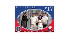 COLLECTORZPEDIA President Rodrigo Roa Duterte Oath Taking Philippines, Presidents, Stamps, Baseball Cards, Seals, Postage Stamps, Stamp