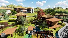 Resort architecture-Close to nature with privacy