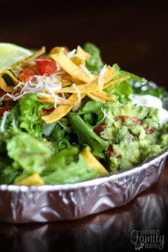 The Complete Cafe Rio Sweet Pork Salad Recipe | Favorite Family Recipes