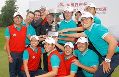 Australian legend Peter Thomson will again captain Asia-Pacific, who have beaten China in the first two editions of the Dongfeng Nissan Cup. Photo: OneAsia.