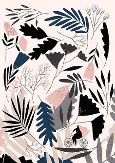 Coyote Atelier illustration inspiration: Alessandra Genualdo