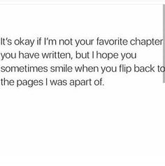 I hope so... I moved on from you, along time ago and it took me so long to do so but I'm better now.. I just care still and that's okay