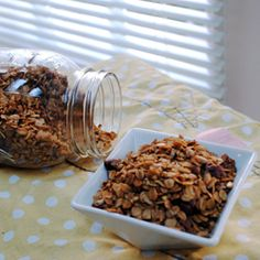 Buckwheat Granola and Other Musings