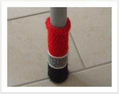 tricot pied de chaise - Google Search