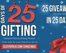 25 Days of Giving - Over $20k In Prizes!