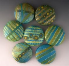 Exploring the Art of Polymer Clay: February 2009