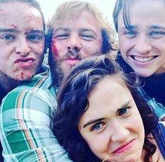 "Gefällt 172 Mal, 4 Kommentare - Judith (@queen_judithstans) auf Instagram: ""being goofy with this fellas @darrencahillinstafans @saxonslatam @ferdiathegreat #vikings #saxons…"""