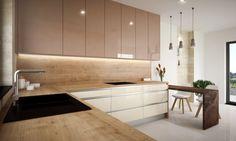Drevené kuchyne 02
