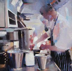 """Culinary Art"" | Jeff Jamison"