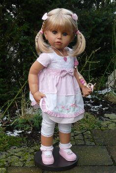 Amelia Rose by Monika Peter Leicht for Masterpiece Dolls