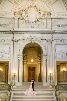 San Francisco City Hall: http://www.stylemepretty.com/collection/3336/: