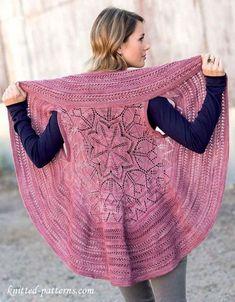 Circular vest knitting pattern free