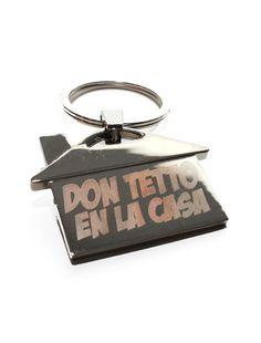 Llavero Metalico Don Tetto  Bogota- Colombia