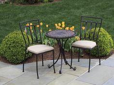 Superior Metal Outdoor Furniture Style