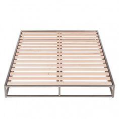 Bettgestell Smood Aus Metall (140x200 Cm) Für Deine Matratze | Home24