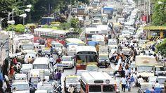 Noisiest City In India #mumbai #pollution