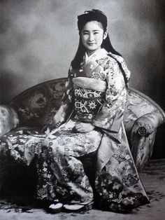 Miss Honoria Glossop:  Princess Akishino (Kiko) of Japan