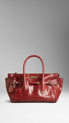 Medium Alligator Tote Bag  03c339e635b79