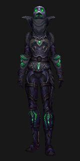 Terrorblade Battlegear (Recolor) - Transmog Set - World of Warcraft