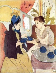 Mary Cassat: an Intimate Japonisme