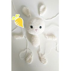 Good morning baby-#tavsankiz #tavsan #amigurumi #amigurumiaddict #bunny #bunnydoll #orguoyuncak #nature #crochet #crochetaddict #crocheting #crocheted #crochetlove #crochetlife #crochetlover #häkeln #tigisi #orgu  #handmade #selbstgemacht #instacrochet #crochetersofinstagram #sagliklioyuncak #creativity #yarn #yarnporn #yarnaddict #Wiesbaden  Pattern  my crochet animals (Isabelle Kessedjian)  Yarn  Schachenmayr Catania  Hook size  2.00 mm by lalunababy
