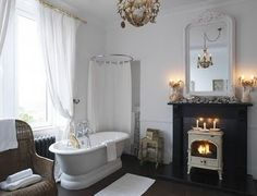 NEUTRAL HEAVEN - Interior Design and Mood Creation: Bathrooms with traditional elements