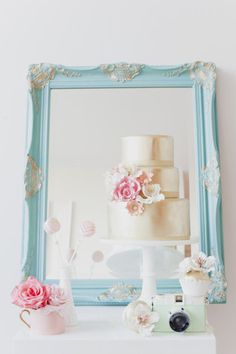Toronto Pastel Photo Shoot by Vicky Starz Photography + Sweet Woodruff Shabby Cottage, Shabby Chic, Cottage Chic, Sweet Woodruff, Chandeliers, Floral Event Design, Mod Wedding, Cream Wedding, Wedding Bells