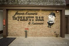 Entertainment Square. Jimmie Kramer's The Peanut Bar & Restaurant, Reading, PA.