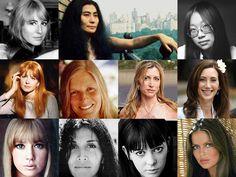 May Pang; Maureen Tigrett and Barbara Bach Beatles Art, The Beatles, Linda Eastman, Jane Asher, Yoko Ono, Wife And Girlfriend, Lady And Gentlemen, Silver Stars, John Lennon