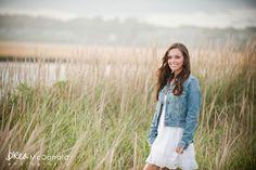 Maine High school senior portraits-  Beach Senior Portraits- By Brea McDonald Photography