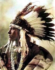 Medicine Cloud (Mahpiya Pejuta), Oglala Lakota, by Frank A. Rinehart, at Pine Ridge, S.D., 1899