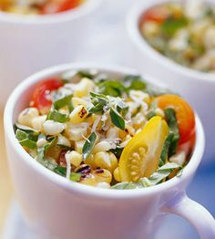 Grilled Corn Salad Recipe | Food Recipes - Yahoo! Shine