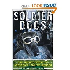 next on my reading list. my little brother is a MWD handler for the marines getting ready for deployment, so i think it'll be a good read. it's hard for me to imagine him doing this stuff with his dog! so proud of him <3