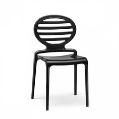 Contemporary stacking indoor/outdoor chair Cool by Scab