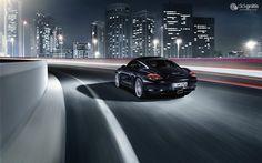 Papel de Parede - Porsche Cayman