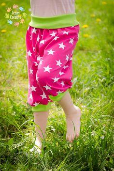 Pumpkové kraťasy | Jenny Creative nejen dětského oblečení